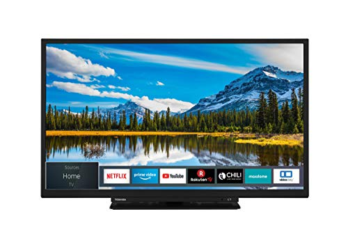 Toshiba 32W3869DAX 32 Zoll Fernseher (HD ready, Smart TV, Triple-Tuner, Prime Video, Bluetooth)