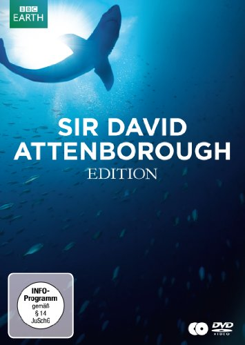 Sir David Attenborough Edition (BBC Earth) [2 DVDs]