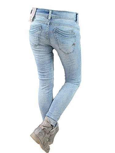 Buena Vista Donna Jeans Stretch MALIBU ALTRI COLORI MEDIO BLUE