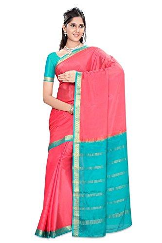 Mysore Crepe Pure Silk Sarees