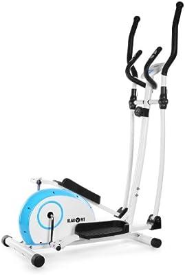 Klarfit ELLIFIT BASIC 10 Cross trainer bicicleta elíptica