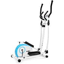 Klarfit ELLIFIT BASIC 10 Cross trainer bicicleta elíptica