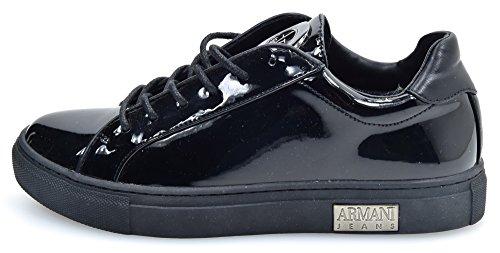 Armani Sneaker Bassa, Sneaker Basse Donna NERO - BLACK