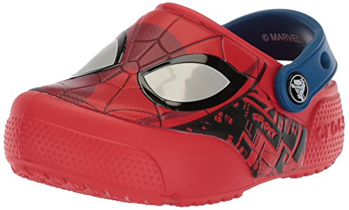 Bild von crocs Jungen Fun Lab Spider-Man Lights Kids Clogs