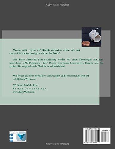 CAD Praxisanleitung für Anfänger: 3D Kochbuch für Modellbauer - 2