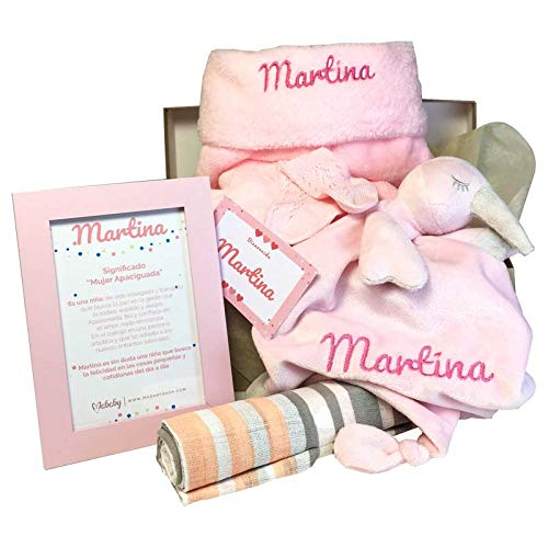 MabyBox True Colors | Canastilla bebe | Regalo Babyshower | Canastilla