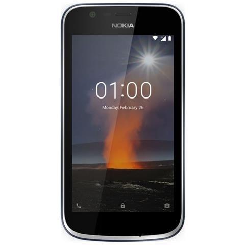 Nokia 1 Smartphone da 8GB, Dark Blue