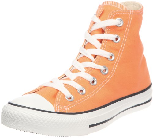 Converse Ctas Core Hi, Baskets mode mixte adulte Orange (Orange)