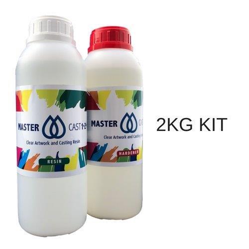 MasterCast Resin, 2kg