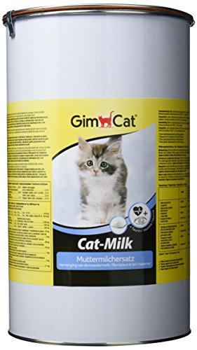 katzeninfo24.de GimCat Cat-Milk + Taurin ? Vitamin- und nährstoffreiche Katzenmilch als Muttermilch-Ersatz für Katzen