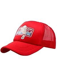 14c1b4fbb667c Unisexe réglable Bubba Gump Shrimp Co. Casquette de Baseball brodé Bend  Snapback Hat pour Larges