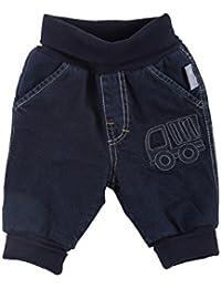 Sigikid Baby-Jungen Jeans, Gefüttert