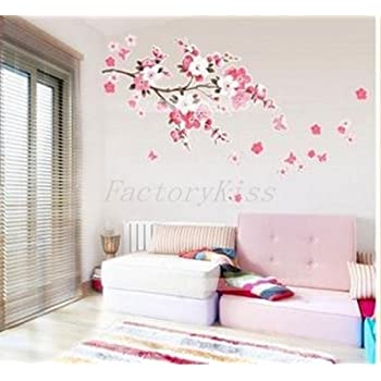 A NEW Sakura Flower Removable Wall Sticker Paper Mural Art Decal Home Room  Decor By EXCITES Part 82