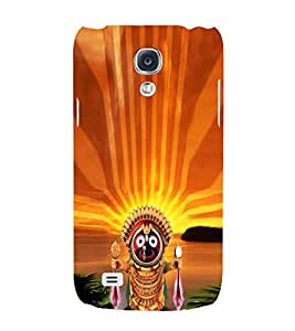PrintVisa God Shri Swami Jagannath 3D Hard Polycarbonate Designer Back Case Cover for Samsung Galaxy S4 i9500 :: Samsung I9500 Galaxy S4 :: Samsung I9505 Galaxy S4 :: Samsung Galaxy S4 Value Edition I9515 i9505G