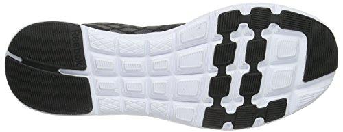 Reebok Quantum Leap Btb, Chaussures de Running Compétition Femme Noir - Schwarz (Black/Shark/White)