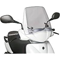Puig 6018h Pare-Brise modèle Traffic Yamaha Neo S 09–13Transparent/Gris fumée