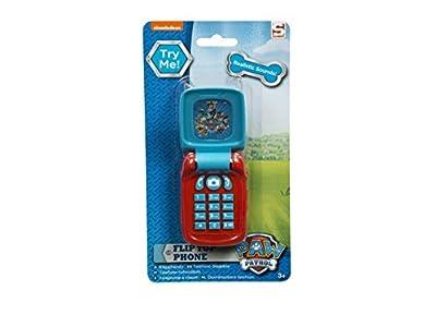 Cife TELEFONO CON LUCES,SONIDO Y TAPA DE PAW PATROL, multicolor (PWP3051) de VALUVIC MONTEQUINTO, S.L.