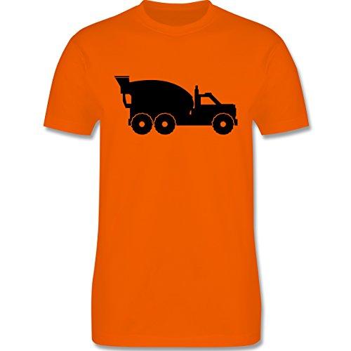 andere-fahrzeuge-betonmischer-m-orange-l190-herren-premium-t-shirt