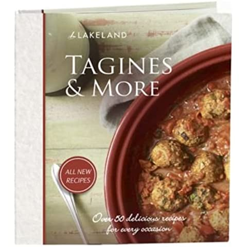 Lakeland Tagines & More Recipe Book Over 50 North African Recipes
