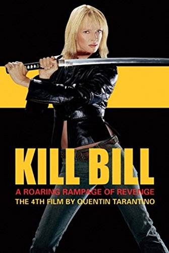 Kill Bill Vol II - A Roaring Rampage of Revenge Poster Drucken (60,96 x 91,44 cm)