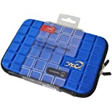"Croco® 7"" Super Chocolate Case Cover Carry Sleeve for iPad Mini & 7"" Tablets - Blue"