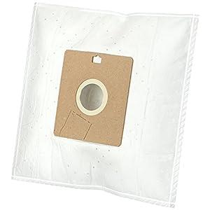 confezione da 4 per Miele Sacchetti per aspirapolvere con controllo degli odori tipo: M21 Basics