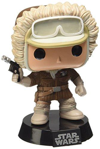 Funko 5773–Figura de Vinilo Pop. Star Wars Han Solo Ed. Hoth
