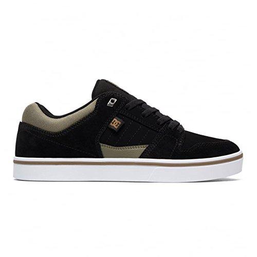 DC Shoes Course 2, Zapatillas para Hombre, Negro (Black Olive), 39 EU