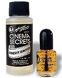 Horror-Shop Mastix und Remover Pro als Hautkleber & Makeup Entferner für Halloween Make-up Effekte
