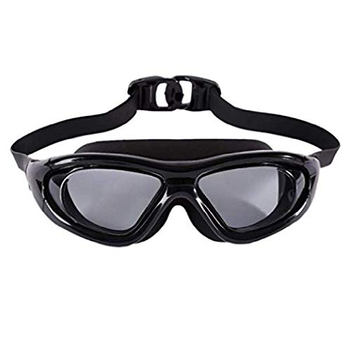 fyhtydsr Sommer-Schutzbrille-professionelle Erwachsene wasserdichte Schutzschwimmbrille-Gläser für Mann-Frauen