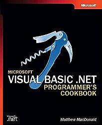 [(Microsoft Visual Basic.NET Programmer's Cookbook)] [By (author) Matthew MacDonald] published on (July, 2003)