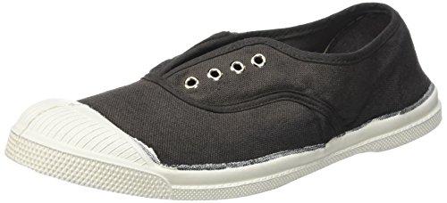 Bensimon Tennis Elly, Sneaker Donna , Nero (Noir(835 Carbone)), 39