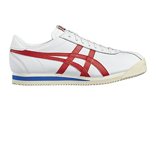 Onitsuka Tiger - Tiger Corsair White/True Red - Sneakers Homme