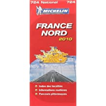France Nord : 1/1000 000