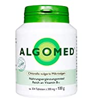 Chlorella Vulgaris Tabletten (100g / 350g / 1kg) ca. 334 - 3334 Tabletten (je 300 mg) - schadstofffrei