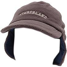 c9a2afe9e0ead 4986T cappellino bimbo TIMBERLAND pile grigio baseball cap hat kid