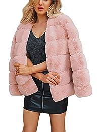 Amazon Abrigo Rosa es Ropa Mujer De 5rzrqI