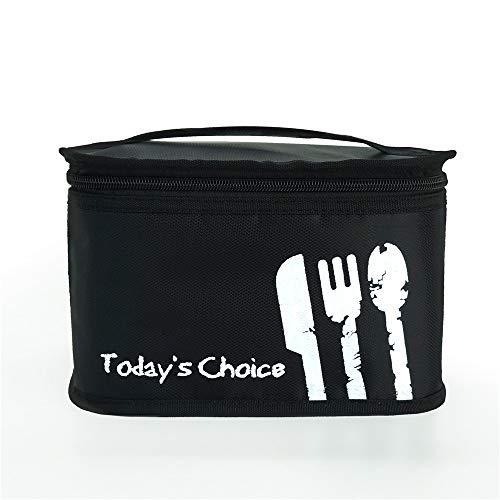 Borsa pranzo isolata sacchetto del pranzo per donne e uomini borsa termica e impermeabile a tenuta stagna e isolata borsa termica per il pranzo borsa termica per picnic borsa per il pranzo all'aperto