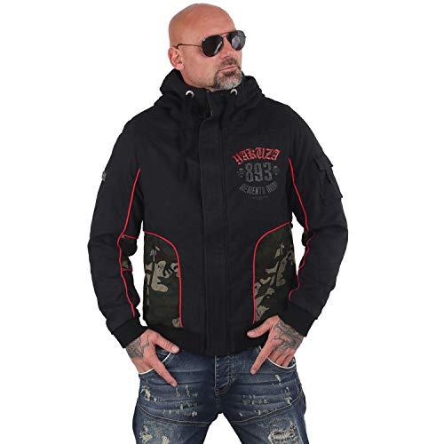 Yakuza Herren Memento Mori Winter Bomber Jacket