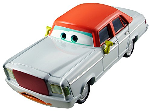 Circus Sedan voiture Cars Disney