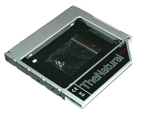 """HDD/SSD adaptateur pour Apple iMac 20"""" 21.5"""" 24"""" 27"""" (2009 - 2011) remplace SuperDrive 12.7 mm (SATA - SATA) - TheNatural2020"""
