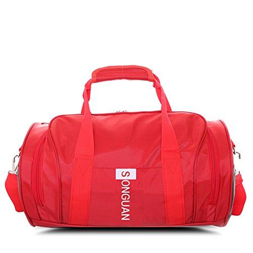 Borsa a mano monospalla fashion cylinder/pacchetto messager/borsa sportiva impermeabile-F A