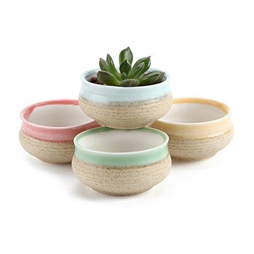 t4u-7-cm-zucchero-in-ceramica-seriale-sucuulent-vaso-cactus-vaso-vaso-da-fiori-vaso-contenitore-rosa