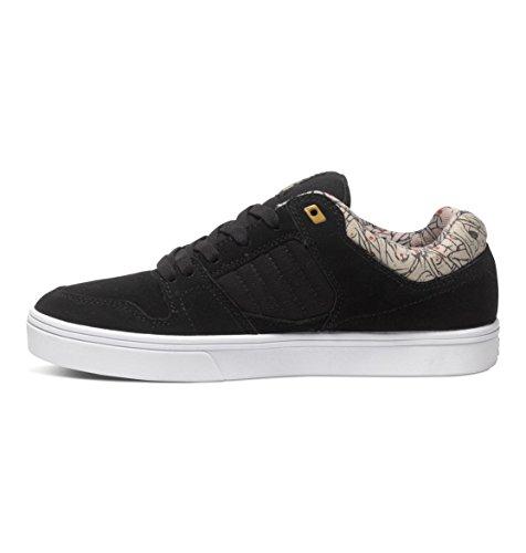 DC Shoes Herren Schuhe Course 2 Se, Chaussures de Skateboard Homme Black/tan