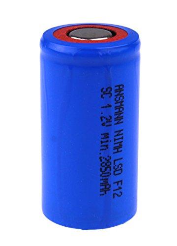 Ansmann Batterie Sub-C LSD Flat Top