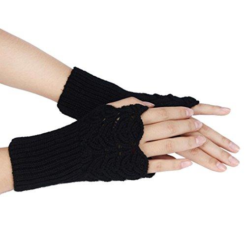 saingace-gloves-frauen-warme-winter-kurz-absatz-stricken-halbfingerlose-handschuhe-schwarz
