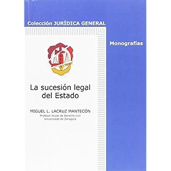 La sucesión legal del Estado