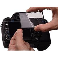 Rollei Pro Display Protection - Protector de pantalla para Canon D5 Mark III, transparente