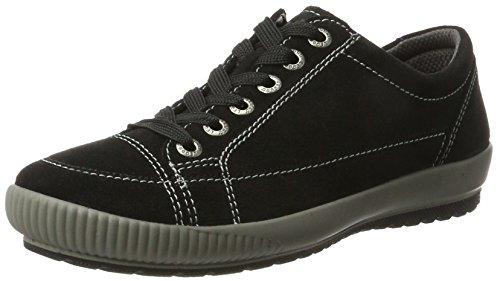 Legero Tanaro Damen Sneakers, Schwarz (Schwarz), 40 EU (6.5 UK)
