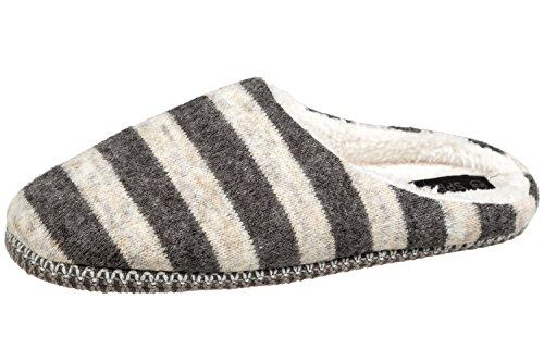 Donne Per Grigio Pantofole Le Gibra CRwtqx